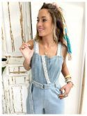 Sea Denim Dungaree