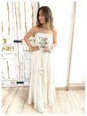 Isla Beige Dress