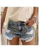 Ripped-Shorts